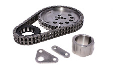 3 Bolt Billet Roller Timing Chain Set for LS2 6.0L LS3 6.2L 58X Reluctor