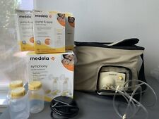 Medela Advanced Personal Double Breast Pump with Bag And Extras. Works Great!