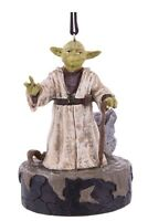 Disney Store Yoda Talking Sketchbook Ornament Star Wars Xmas Ornament Gift S/O