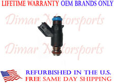 2007 AURA 3.5L 3.6L Single OEM Fuel Injector