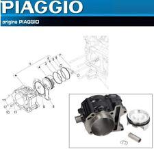 Kit Cylindre Piston Segments Axe D'origine Aprilia Atlantic Scarabeo 300
