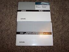 2004 saturn vue owners manual ebay rh ebay ca 05 saturn vue owner's manual 05 Saturn Vue Interior