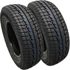 2 2157015 HILO WINTER 215/70 215 70 15 C Van Commercial Tyres x2 8PLY M+S Snow