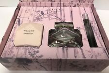 GUCCI BAMBOO WOMEN 3PCS GIFT SET 2.5 OZ EDP SPRAY + BODY LOTION + MINI SALE NiB