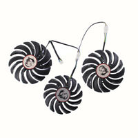 3PCS/Set For MSI GEFORCE GTX 1080 Ti Gaming X Trio Graphics Card Cooling Fans