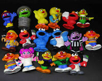 Playskool Sesame Street Abby oscar Big Bird Bert ERNIE Figures