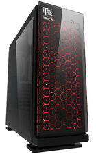 itek Case COSMIC 19 - Gaming Middle  Tower, USB3, 3x12cm RGB fan con telecomando
