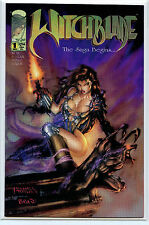Top Cow Image Comics Witchblade #1 Michael Turner NM+/Mint New 1995 Book