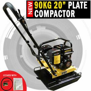 "90KG 20"" Genuine Loncin Plate Compactor Wacker Packer Rammer Industrial"
