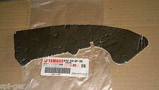 05-08 MT01 Yamaha New Genuine Heat Damper Shield Stick on Pad P/No. 5YU-2414P-00