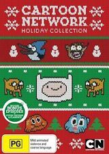 Cartoon Network Holiday Collection (DVD, 2014)-REGION 4-Brand new-Free postage