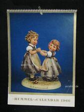 "Goebel Hummel Kalender Calendar 1966, USA-Version, Titelbild ""'Spring Dance"""