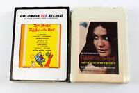 Fiddler On The Roof: Big Band Renditions & Zero Mostel 8 Track Tapes