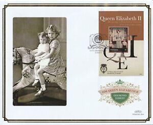 GRENADA 8 FEBRUARY 2012 DIAMOND JUBILEE M/SHEET O/S VLE FIRST DAY COVER
