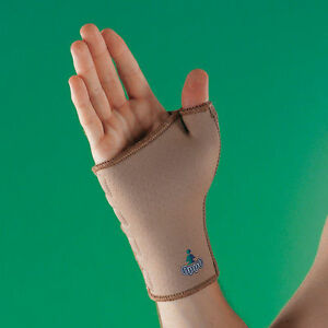 OPPO 1088 Medical Wrist Splint Support Thumb Spica Joint Stabilizer Injury Brace