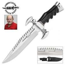 GIL Hibben MKV Fighter Knife And Sheath