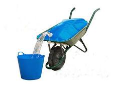H2gOBag Wassersack für Schubkarre Wasserbehälter Wasser