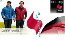 DEE Running Jacket with Removable Sleeves - Water Resistant & Windproof - Unisex