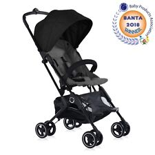 Roma Capsule Stroller Net RC Bag, Small Compact Holiday Buggy Amy Childs - Grey