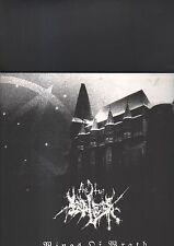 THE TRUE ENDLESS - wings of wrath LP red vinyl