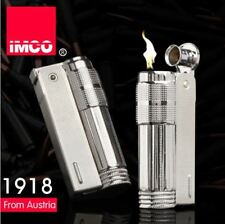 BIG Sale!! Vintage IMCO 6700 stainless steel old gasoline cigarette oil Lighter