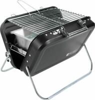 Valiant Portable Camping BBQ - Compact Folding Charcoal Picnic Barbecue