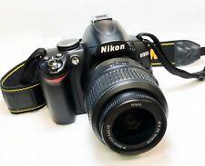 Nikon D3000 10.2MP DSLR Digital Camera Kit with 18-55mm f/3.5-5.6G AF-S VR Lens