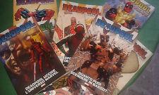 Deadpool n. 1 - 13 Serie Oro! Repubblica Gazzetta Corriere Ragno Batman Avengers