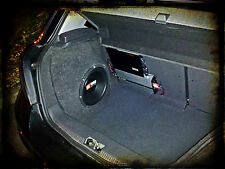 ASTRA H 5door Sound upgrade speaker sub box 12 10  OEM stealth side enclosure !!