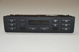 BMW E46 Klimabedienteil Bedienteil Klimaautomatik Klimatronik Heizung