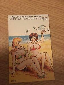 A Bamforth Black Triangle Postcard Comic Series No. 925