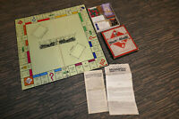 RARE Waddington 1936 MONOPOLY Game Patent 3796-36 Complete VINTAGE wooden Houses