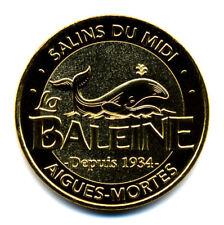 30 AIGUES-MORTES La Baleine, depuis 1934, 2020, Monnaie de Paris