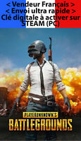 PLAYERUNKNOWN'S BATTLEGROUNDS - PUBG - STEAM - CLE CD / CD KEY - FRANCE / EUROPE
