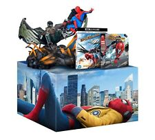 Spider-Man Homecoming Limited Edition 4K Ultra HD + Blu-ray + Figurine + Comic