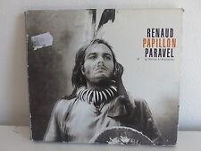 CD ALBUM RENAUD PAPILLON PARAVEL La surface de réparation 74321 921002