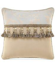 """Croscill Lorraine Matelasse Scroll 16"""" Fashion Square Decorative Pillow H1081"""
