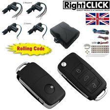 "4 Door Central Locking Kit Remote Keyless VW ""SUPER QUALITY"" CLR851-4D"