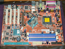 ABIT AS8 LGA775 ATX MotherBoard Main Board DDR2 MB775 AGP