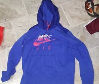 Vintage 1980's Nike Air Men's Hoodie/Jacket Size Large AWESOME AND RARE!!!