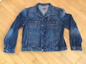 Jeansjacke Mustang Herren blau Gr. XXL