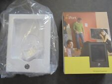 NEW iPort IW In-Wall WHITE Faceplate for iPod Docking Station 70020
