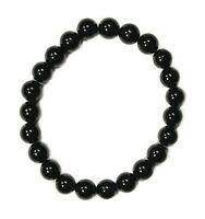 Bracelet 8 mm Bead Hematite