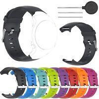 Pour Garmin Approach S3 Touchscreen Golf GPS Watch Silicone Bracelet Bande Band