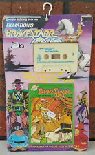BraveStarr Tempo Talking Stories Book and Cassette Tape - Filmation Vintage no.2