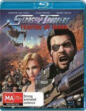 Starship Troopers: Traitor of Mars BLU-RAY NEW