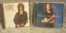 2 Kenny G ~ Cd's - The Moment And Silhouette