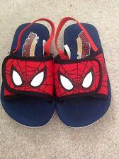 Boys Spiderman Sandles Size 26