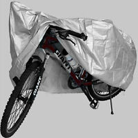 Bicycle Cycling Rain Cover Dust Waterproof Garage Outdoor Scooter Protector Tool