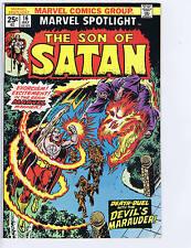 Marvel Spotlight #16 Marvel 1974